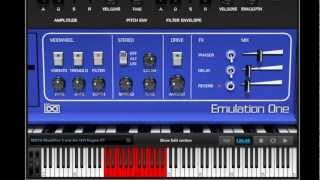 UVI Emulation One Review