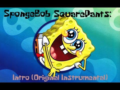 SpongeBob SquarePants: Intro (Original Instrumental) [UPDATE]