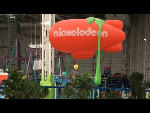 Nickelodeon Universe is finally open! Here's a look inside.
