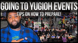 Preparing for a Yu-Gi-Oh Event (YCS, Regional, etc.) | 9 Tips to Consider!