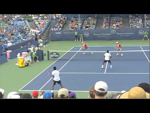 Thumbnail: Tennis Doubles Strategies - How To Move At Net Without The Ball