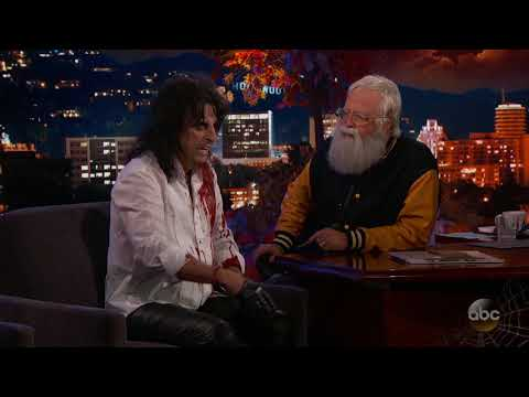 Guest Host Dave Grohl Interviews Alice Cooper Mp3