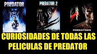 Curiosidades De Todas Las Películas De Predator O Depredador