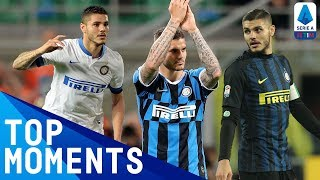 Mauro Icardi | Top Moments | Serie A