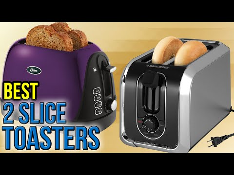 10 Best 2 Slice Toasters 2017