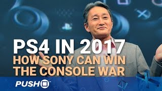 PS4 2017: 5 Ways Sony Can Win the Console War   PlayStation 4   Opinion