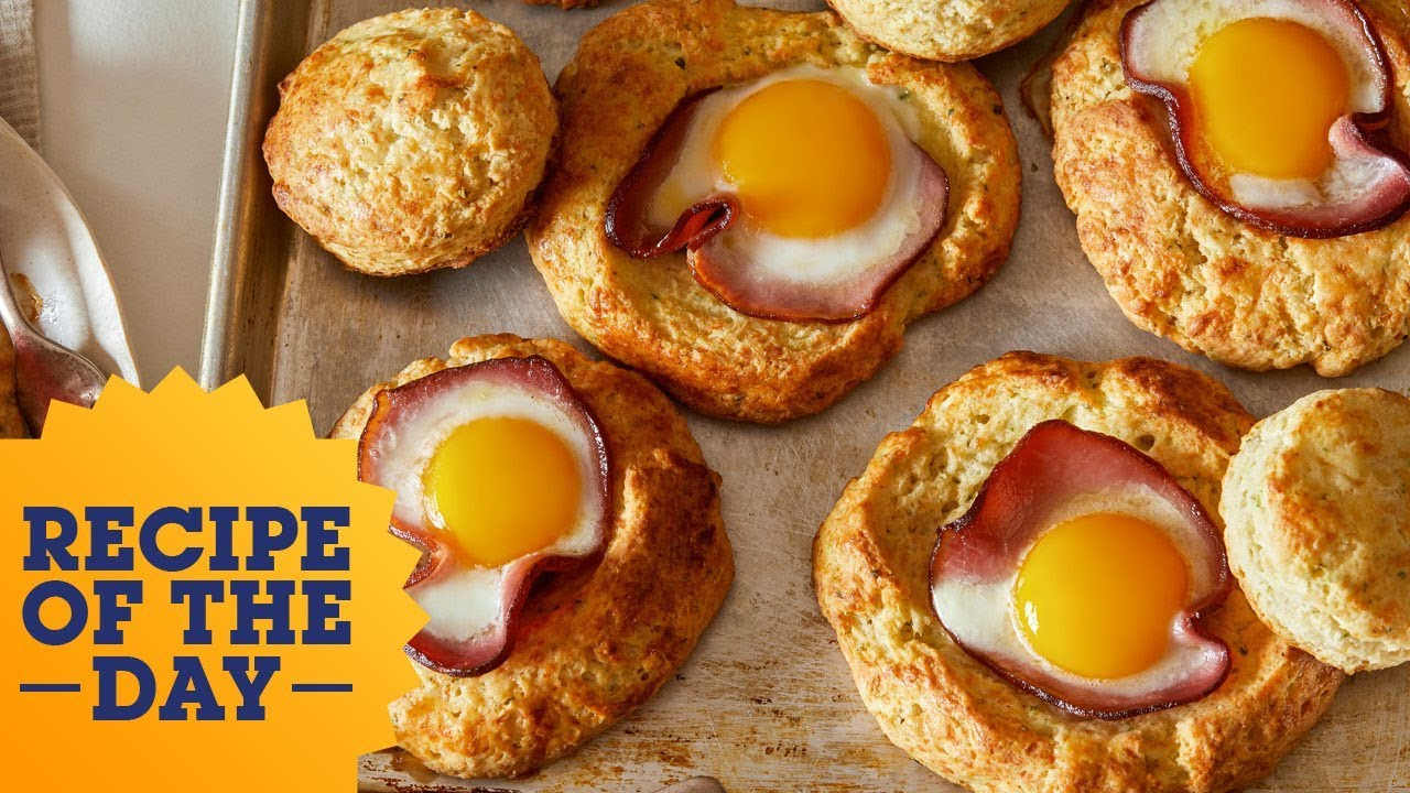 Recipe of the day cheesy biscuit egg in a hole food network recipe of the day cheesy biscuit egg in a hole food network forumfinder Gallery