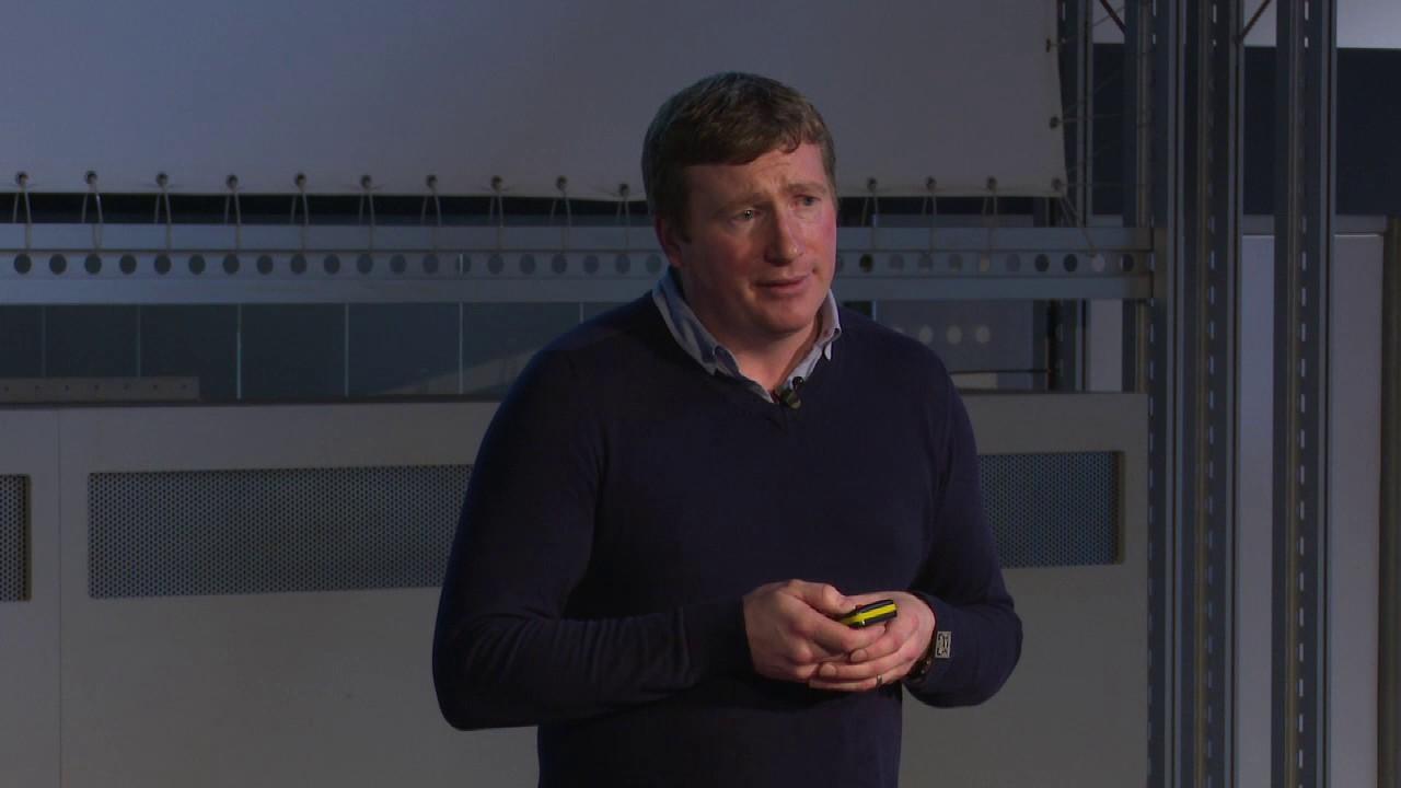 """The Backstage of Motivation"" | Paul McCarthy | TEDxUniversityofGlasgow"