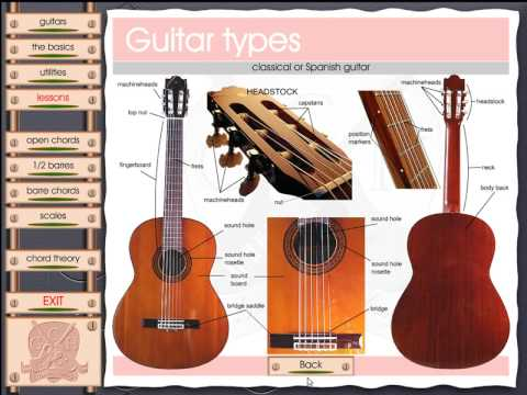 GCH Guitar Academy - learn guitar software, review by PC User