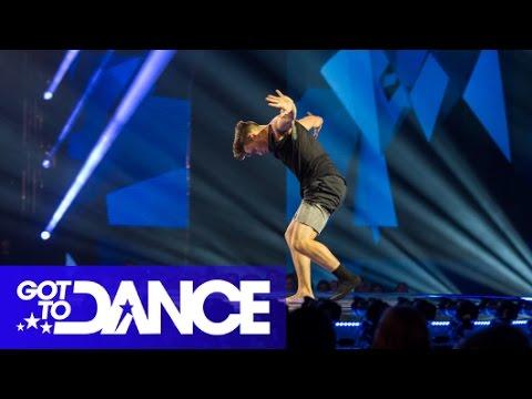 Lukas McFarlane Performs | Got To Dance Final 2014