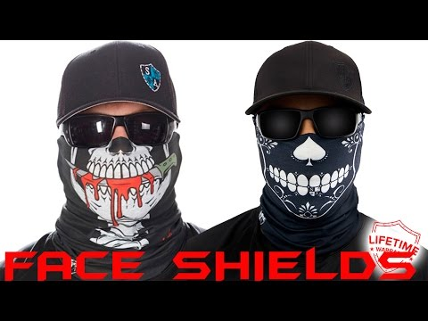 Travel Tip – Face Shields