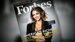 Jessica Alba on Her Journey From the Big Screen to the Cover of Forbes Magazine
