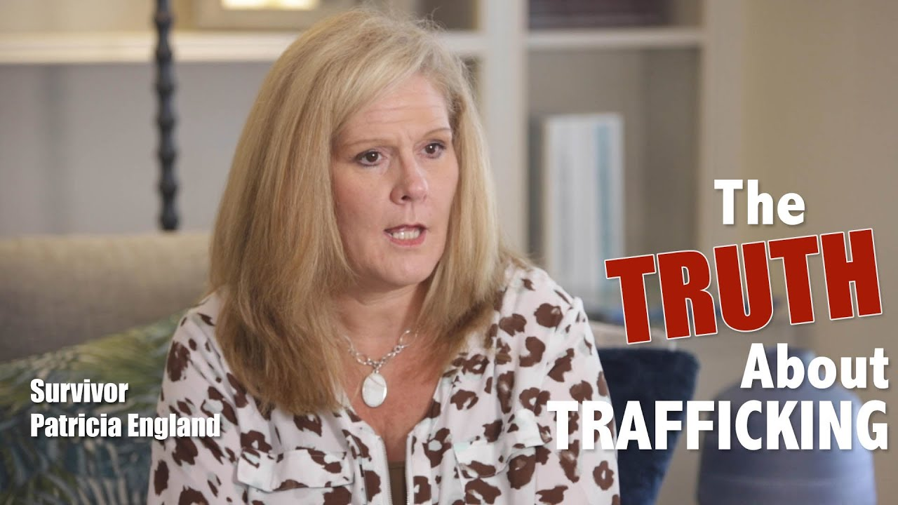 The Truth About Trafficking: Dark to Light - Episode 8- Patricia England Survivor of Sex Trafficking