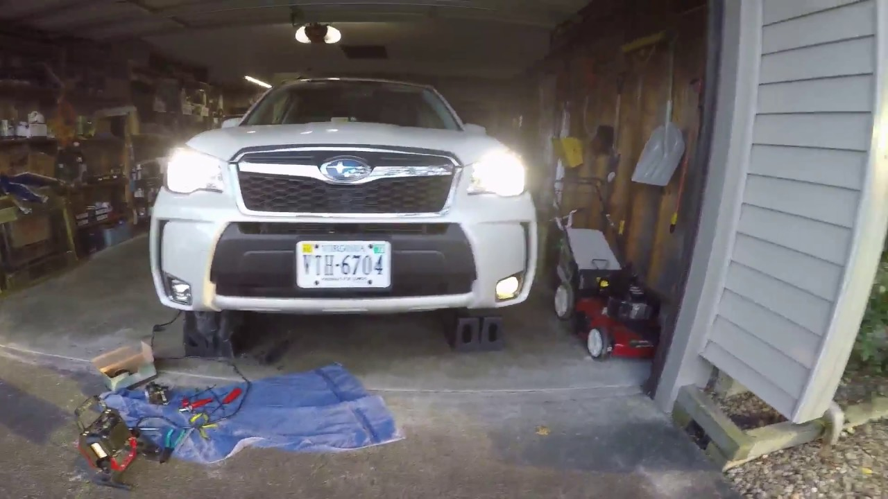 small resolution of 2015 subaru forester xt ep 72 testing morimoto fog light fitment