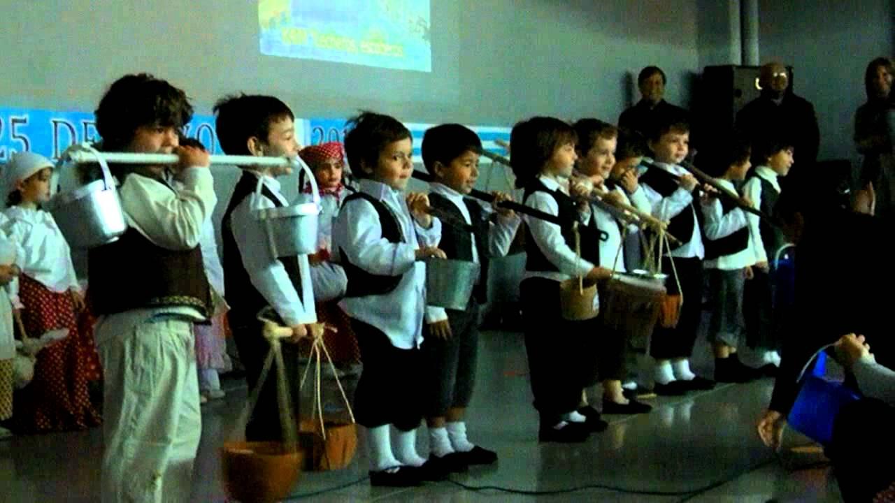 Chaltel - Acto 25 de Mayo 2011 - aguateros K4A - YouTube
