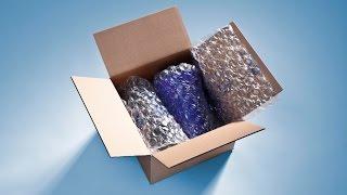 Защитная упаковка STOROpack обзор