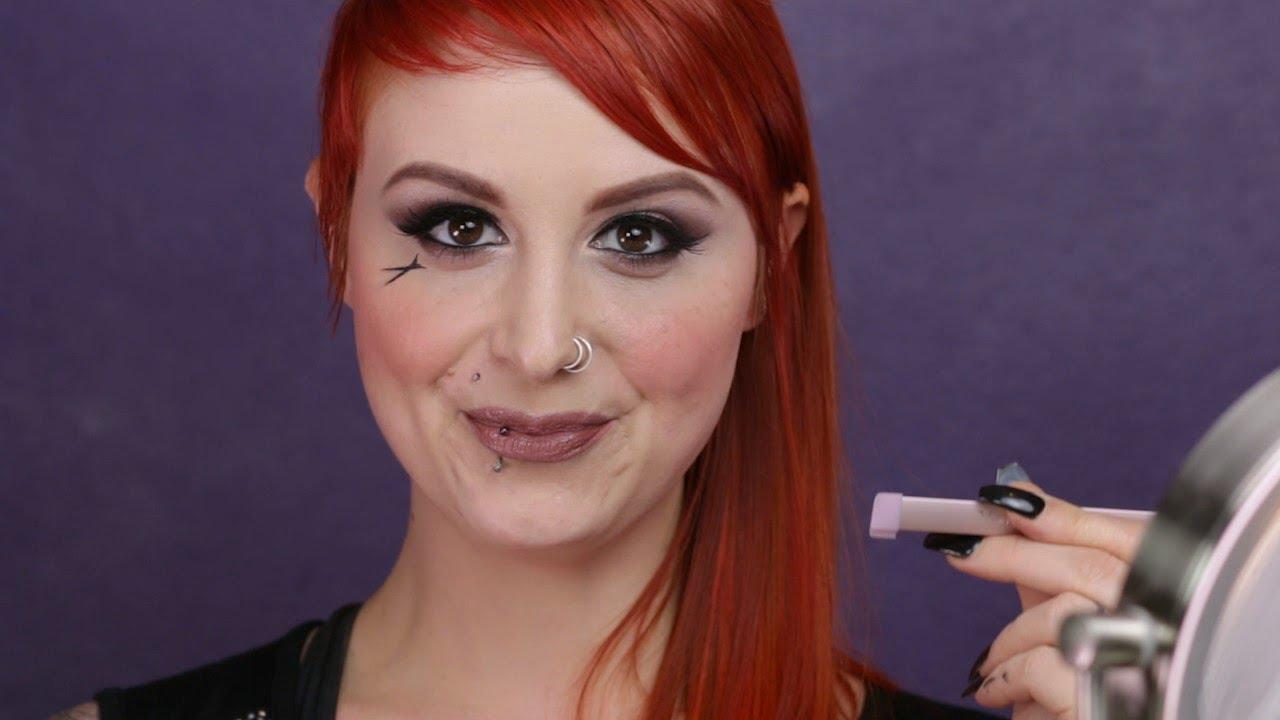 Vixen Eyeliner Stamp Tutorial