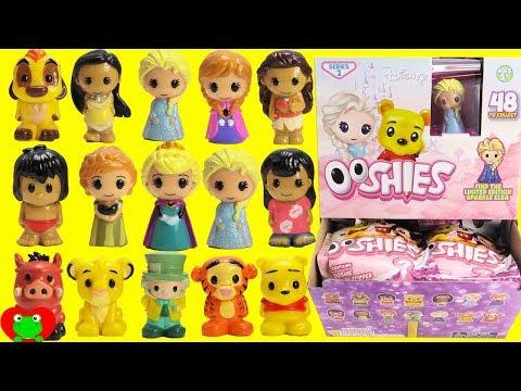 Disney Ooshies Series 2 Limited Edition Elsa
