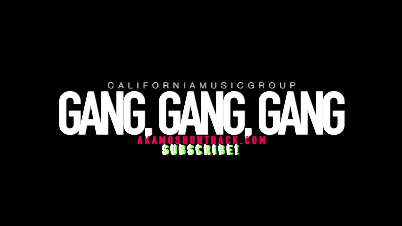 Drake type beat gang gang gang youtube - Gang gang ...