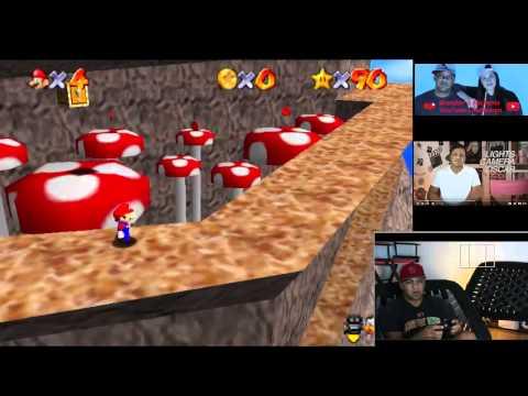 Mario 64 - Brandon & Michaela (w/ HSM Cast Pandora Radio)