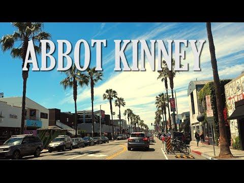 Take a walk @ Abbot Kinney, Venice CA