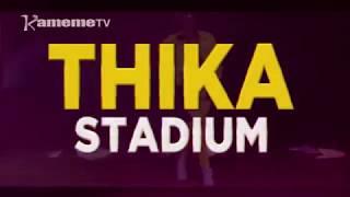 Diamond Platnumz  Thika Stadium Promo