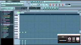 como hacer musica electronica con fl studio 9 español
