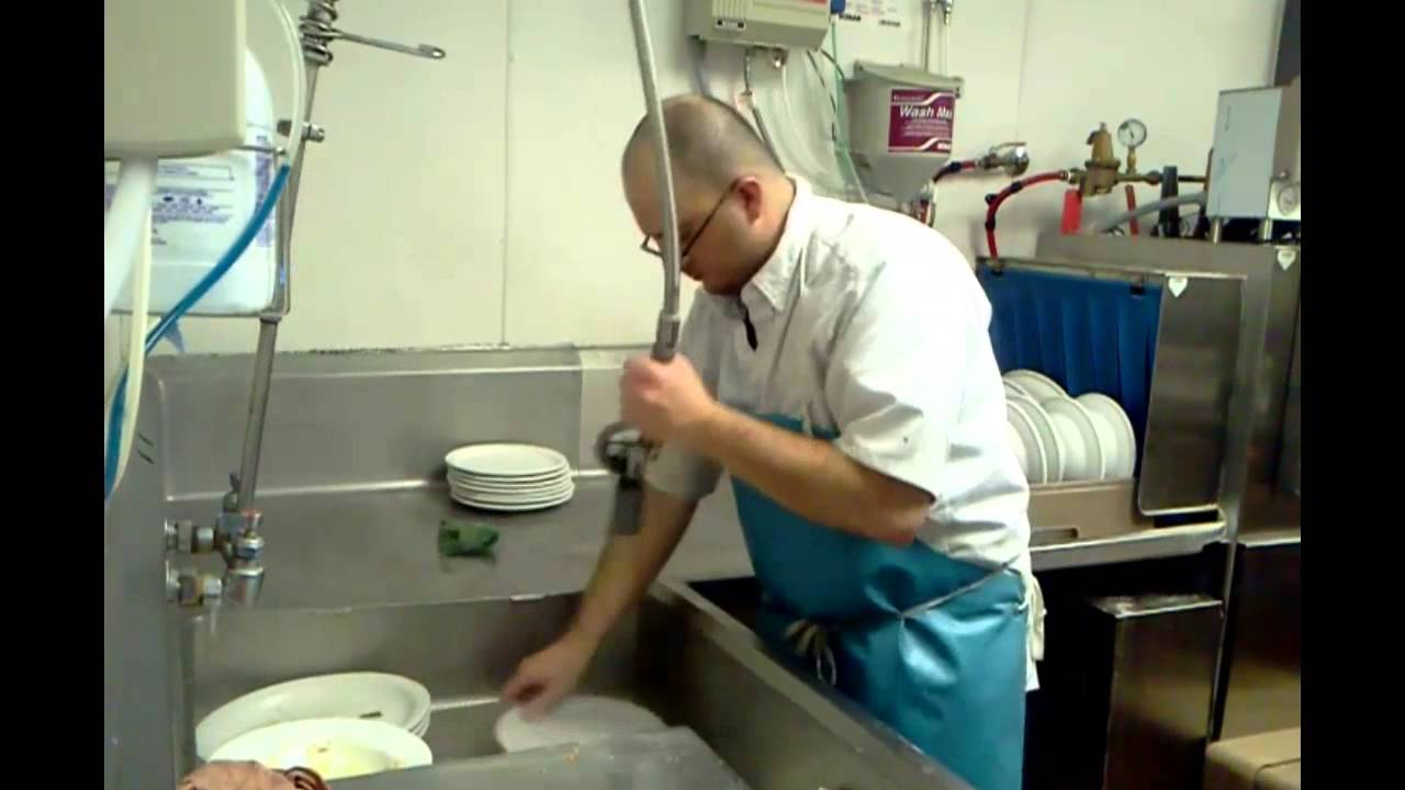 Kitchen Porter Master