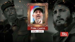 Vice President Mohammad Hamid Ansari condoles demise of Fidel Castro
