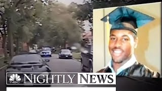 Chicago Police Release 'Shocking' Videos in Teen's Fatal Shooting   NBC Nightly News