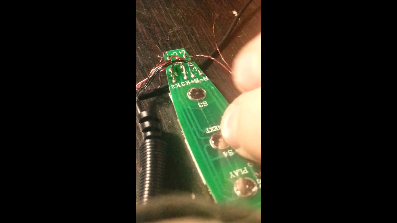 maxresdefault lg bluetooth headphone repair part 1 youtube  at fashall.co