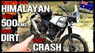 Hitting the Dirt on a Royal Enfield Himalayan in Australia