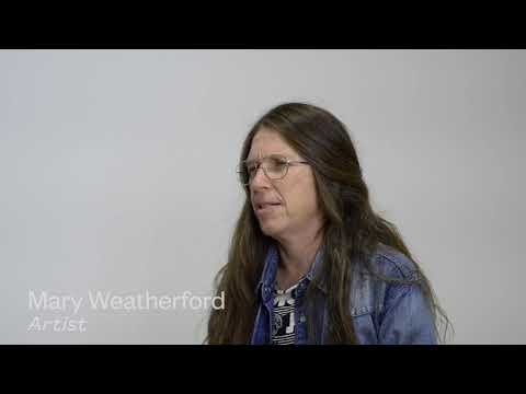Gamson Artist Lecture: Mary Weatherford
