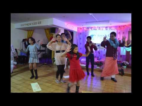 EVOLUTION OF THE CHURCH JIL CHURCH ANDORRA (5TH THANKSGIVING)