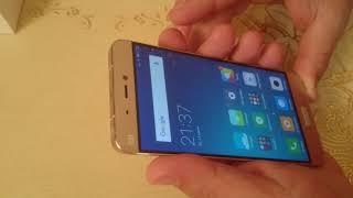 Aliexpress 2017#43✔ Распаковка посылок ✔Супер Телефон Mi5 Prime 3 ГБ RAM 64 ГБ