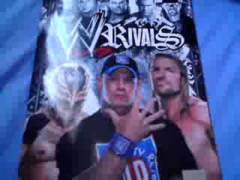WWE Rivals Stickeralbum