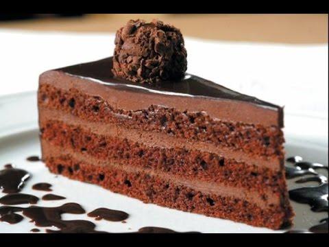 recette g teau au chocolat avec son gla age montage g teau double cr me youtube. Black Bedroom Furniture Sets. Home Design Ideas