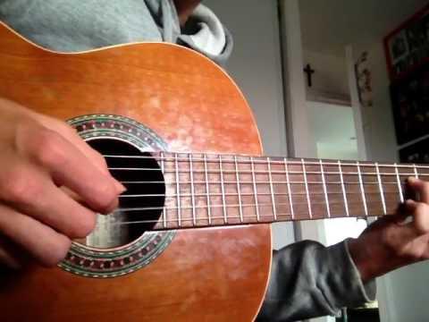 Tuto Amnésie/damso/guitare - YouTube