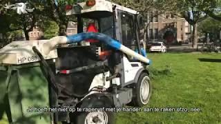 Rotterdam vraagt #1: Wat gebeurt er met hondenpoep?