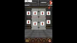 100 Doors Hell Prison Escape Level 55 Walkthrough