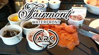 Vancouver Buffet - Arc Fairmont Waterfront