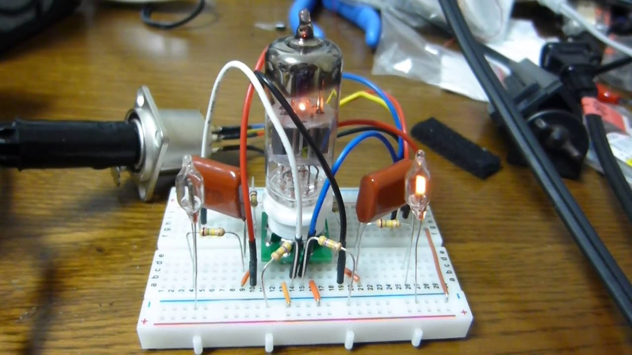 Monostable Multi Vibrator Using 741 Ic Electronic Circuit