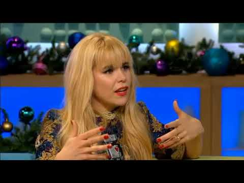 Paloma Faith Interview - Sunday Brunch 3 Dec 2017 Part 1
