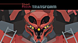 Constructicons - Short Flash Transformers Series