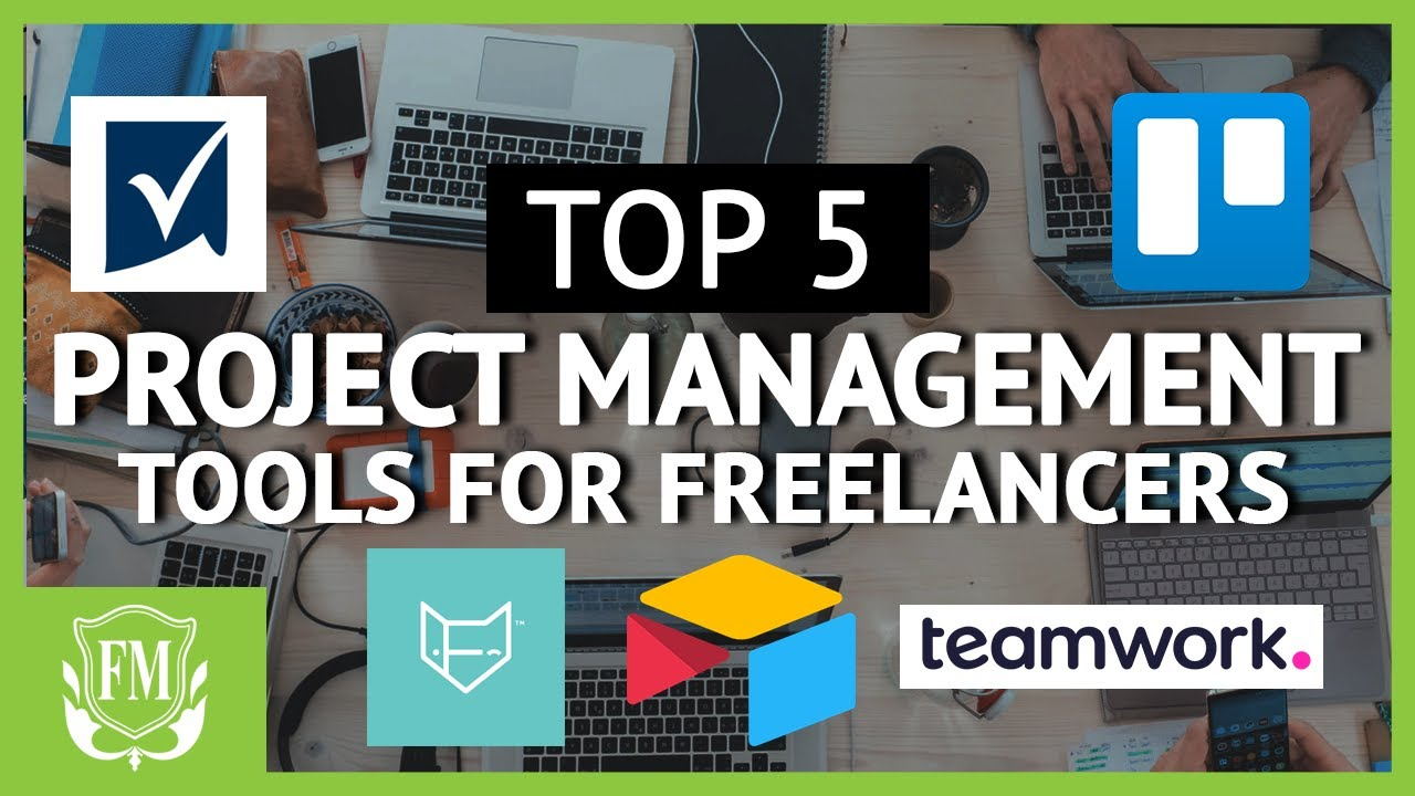Top 5 Project Management Tools For Freelancers Freelancer Masterclass Youtube