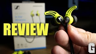 TRULY GREAT! : Sennheiser CX Sport Wireless REVIEW