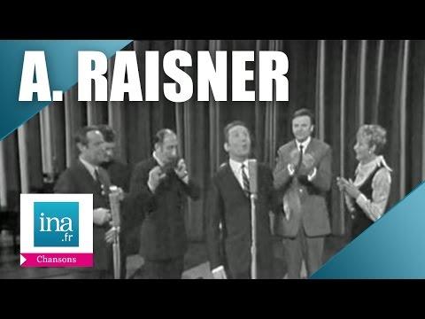 Albert Raisner et les Têtes de Bois 'Oh Suzanna' | Archive INA