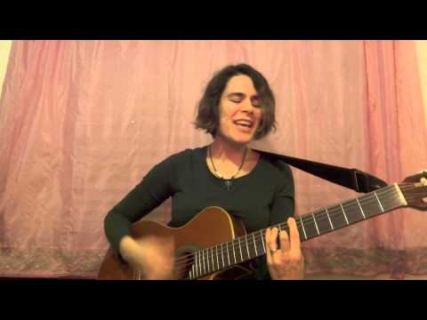 Acoustic Guitar Lesson - Learn How to Play Piece of my Heart by Janis Joplin - with TABs