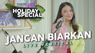 "Download ANNETH ""JANGAN BIARKAN"" - VERTICAL PERFORMANCE 