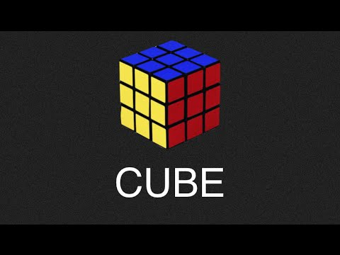 Cube Song - to the tune of